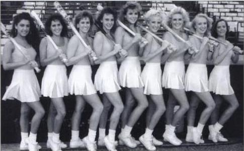10 names for the oklahoma city thunder dance team the lost ogle
