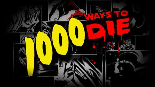 Page 3 one horrible way to die in norman 187 1000 ways to die logo