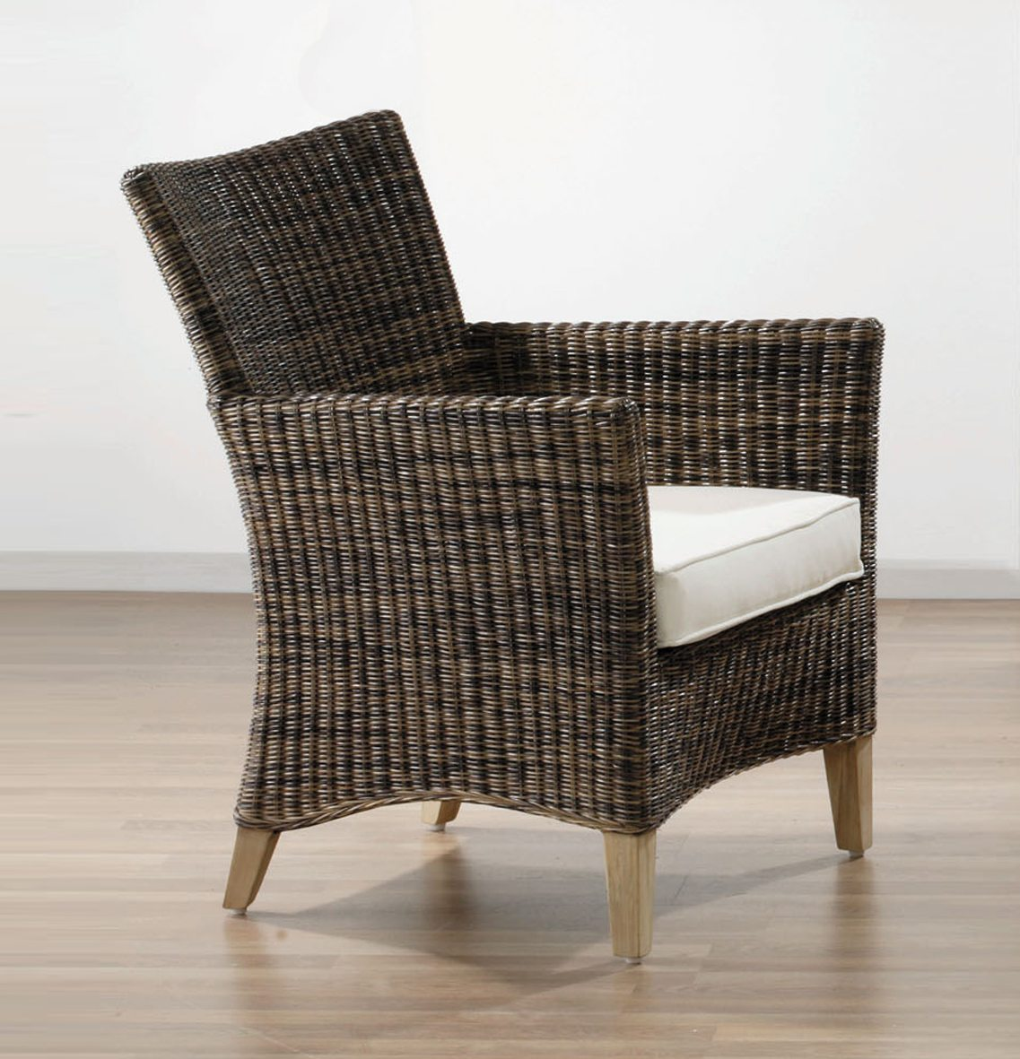 wicker chair the lost ogle