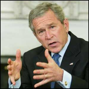 We're naming a bridge after George W. Bush… | The Lost Ogle