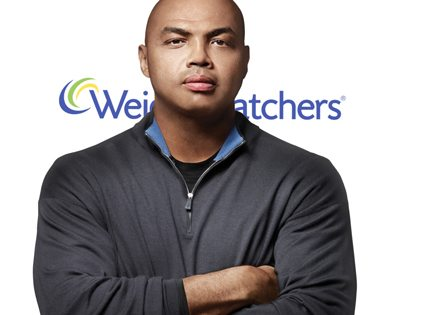 While Charles Barkley's frame is getting smaller, his capacity to hold hot air has not diminished.