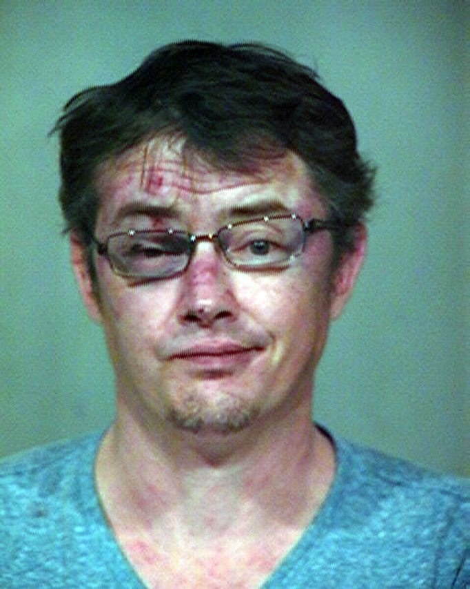 Jason London's 'Dazed and Confused' mugshot after boozy arrest
