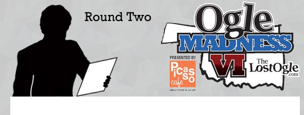 ogle madness vi  southeast region  second round