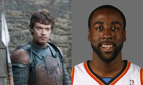 theon grayjoy james harden