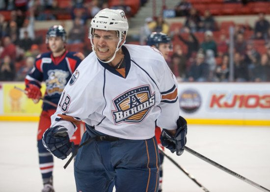 Grand Rapids vs. Oklahoma City Barons 2-8-13
