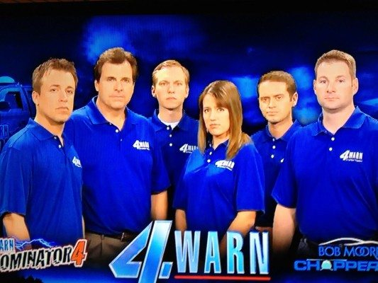 kfor weather team