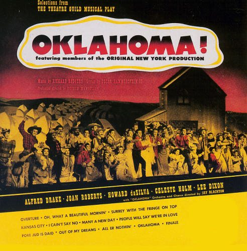 15 Random Songs About Oklahoma… | The Lost Ogle