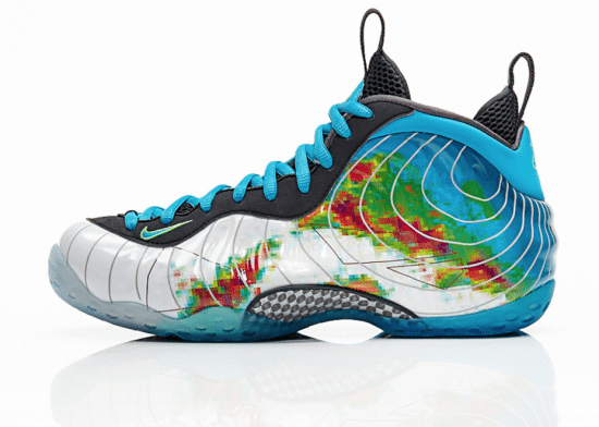 nike is releasing doppler radar weatherman shoes� the