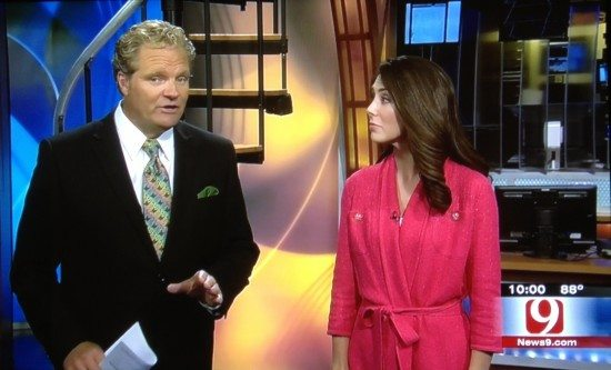 Dan Threlkeld has no clue why he was escorted out of KJRH