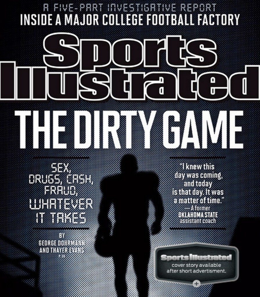 sports illustrated SI cover