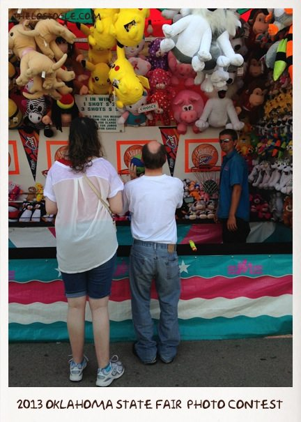 A 2013 OK State Fair - Tall and Tiny