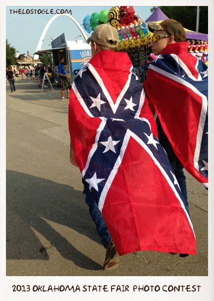 A 2013 OK State Fair - The Racists