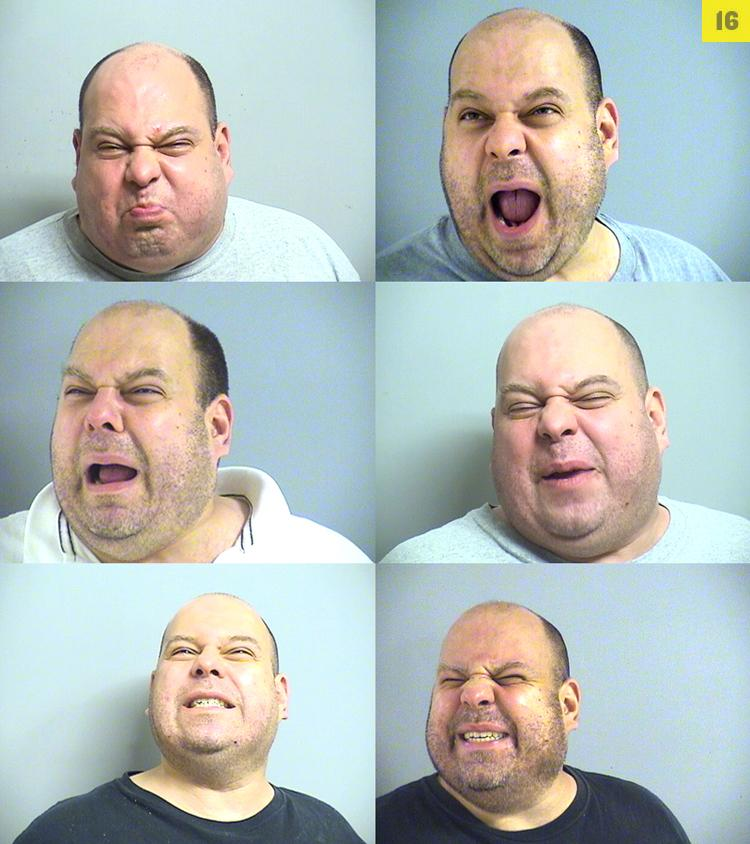 This guy from Bartlesville is really good at taking scary