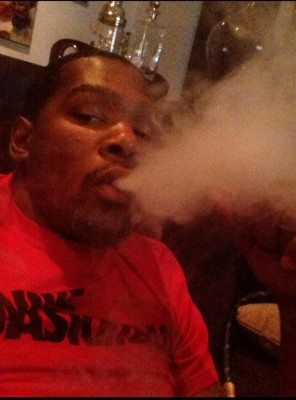 kevin durant phone hacked