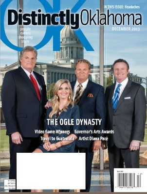 ogle family dynasty