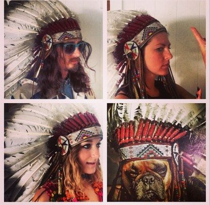 wayne coyne headdress