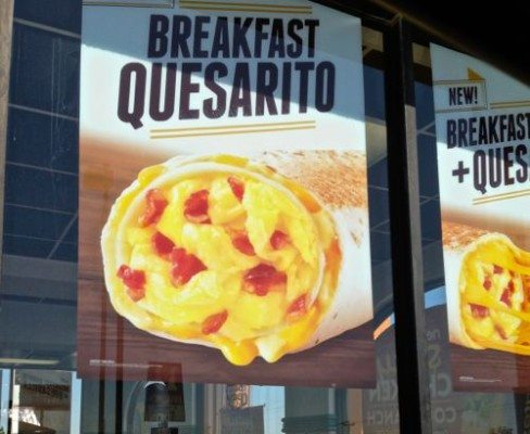 Breakfast-Quesarito