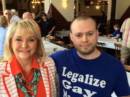 Mary fallin stand on gay marriage