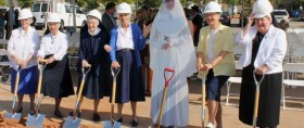 mercy groundbreaking