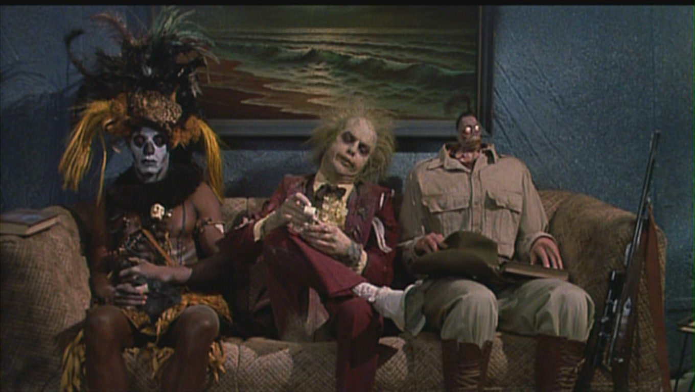 Friday Night in the Big Town: Beetlejuice, a Carrie ... Alec Baldwin
