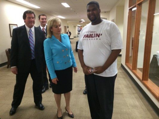 mary fallin rico smith funny