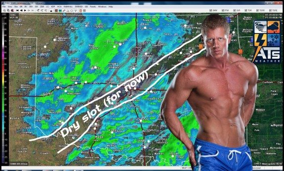 aaron tuttle weather map