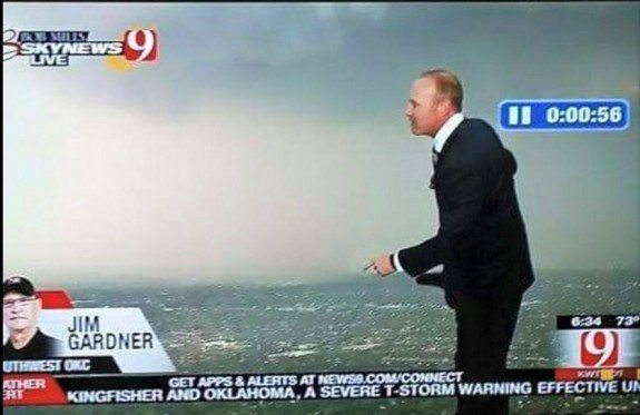 david payne weather dong 2