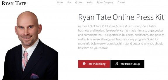 ryan tate ceo