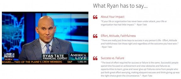 ryan tate quotes