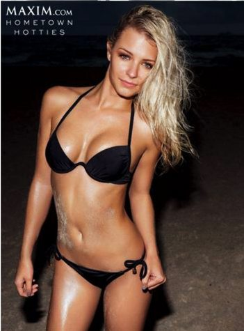 Hot Girl Friday: Molly Martin | The Lost Ogle