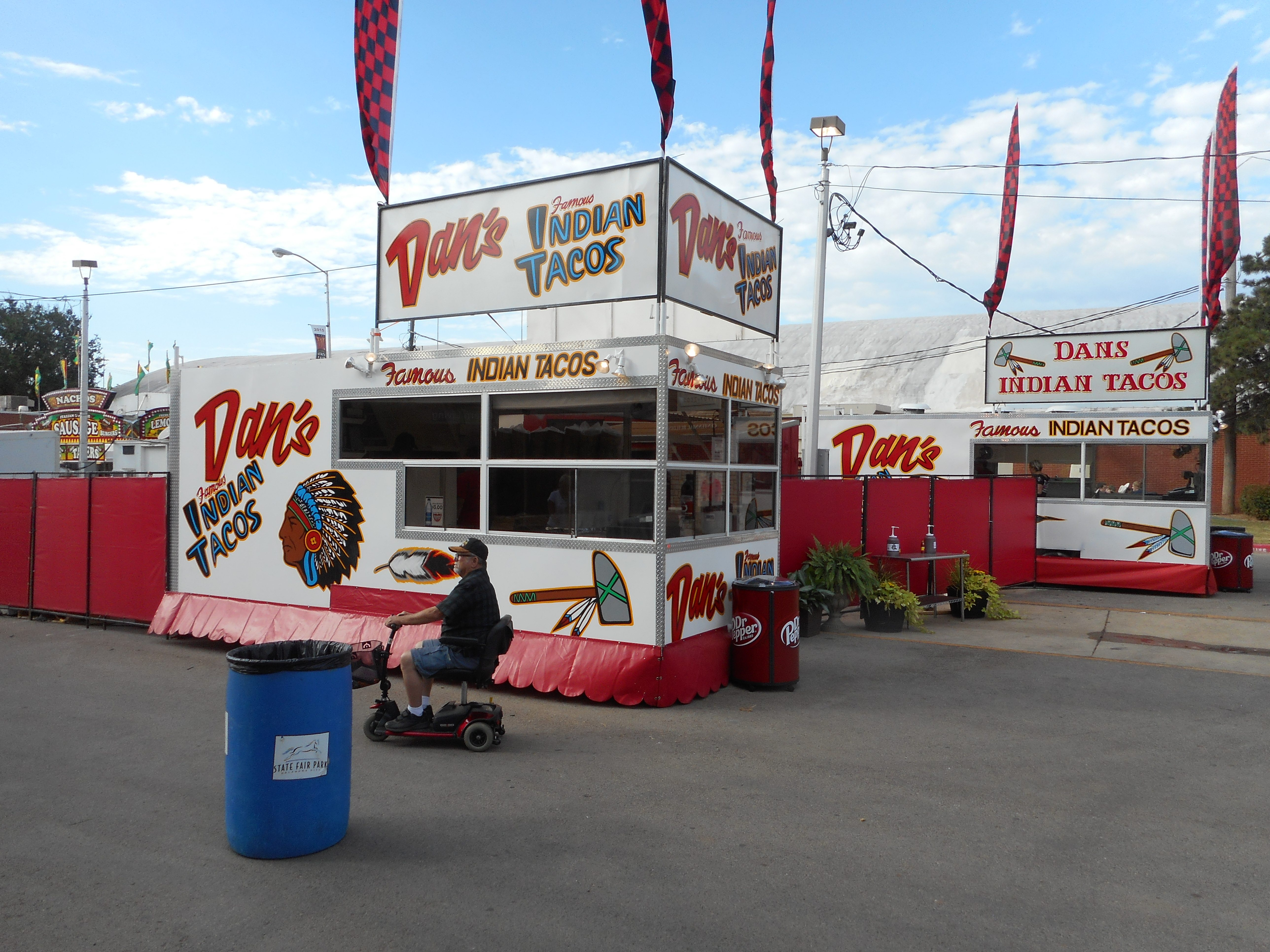 The 2015 TLO State Fair Indian Taco Guide | The Lost Ogle