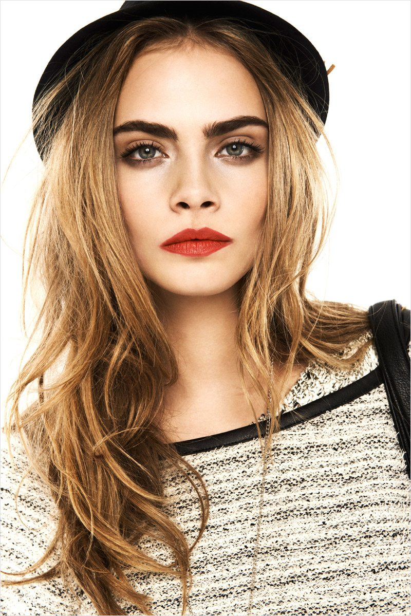 Hot Girl Friday: Cara Delevingne | The Lost Ogle