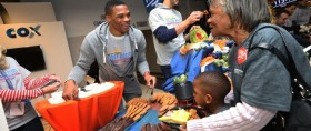 Oklahoma City Thunder Thanksgiving