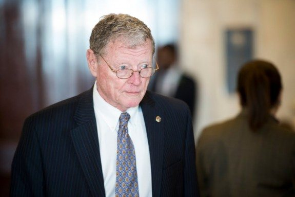 Jim Inhofe is still an idiot (#30,138)