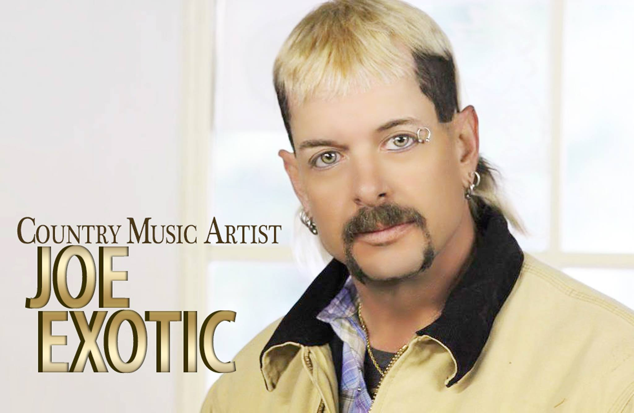 Presidential Announcement >> Joe Exotic's Presidential Campaign is off to a good start… | The Lost Ogle