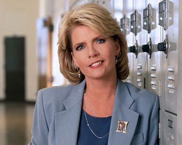 The Faculty (ABC) 1996 Shown: Meredith Baxter