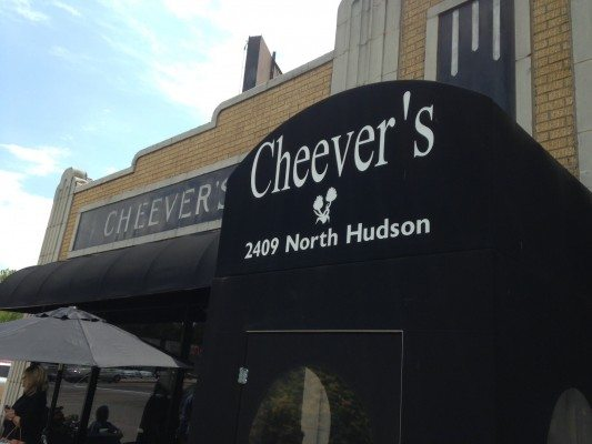 CHEEVERS 1