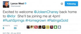 joleen chaney kfor