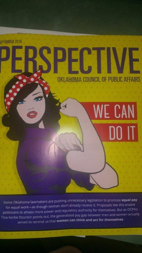 Perspectives magazine OCPA
