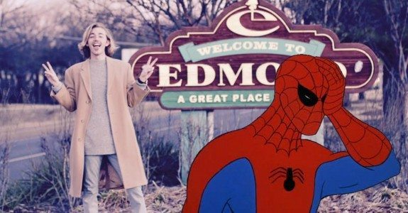 spiderman edmond