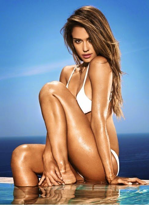 Hot Girl Friday: Jessica Alba | The Lost Ogle