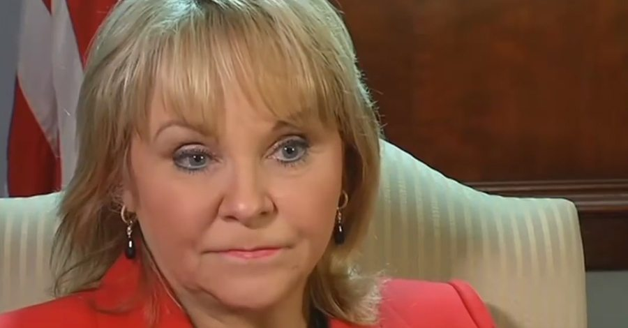 Image result for david hager and mary fallin