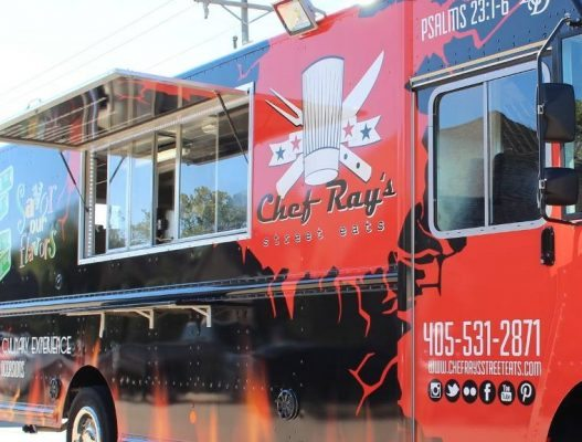 The 5 Best Non Taco Food Trucks In Okc The Lost Ogle
