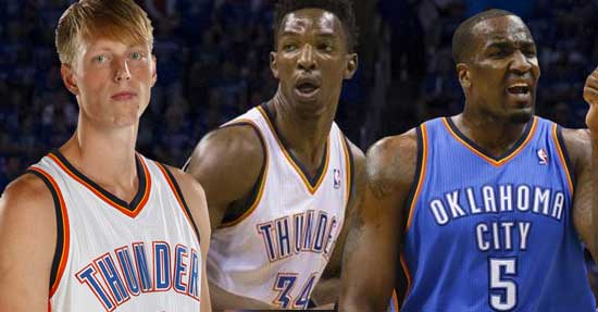 10 worst okc thunder players of all time the lost ogle