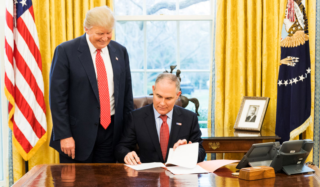 Max Miller: Goodbye Mr. Pruitt