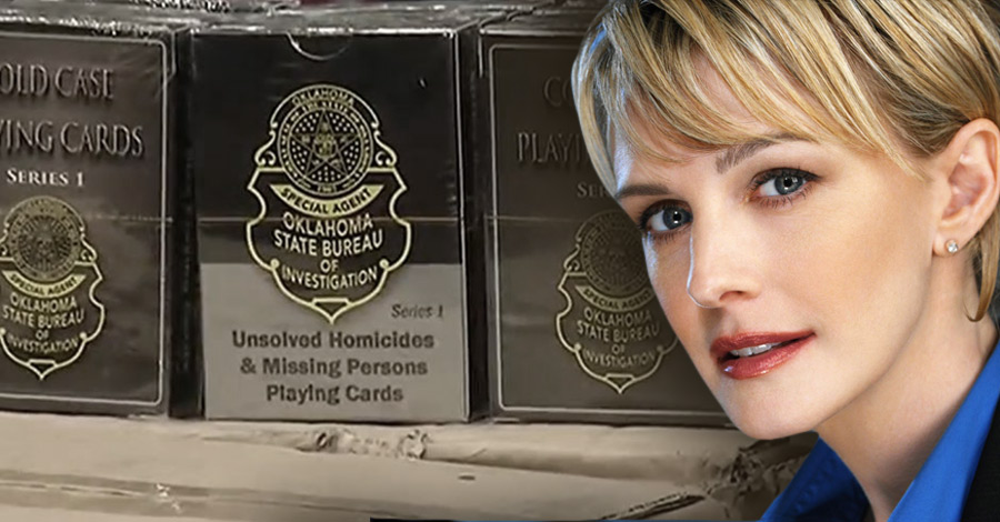 Cold Case playing cards are coming to an overcrowded