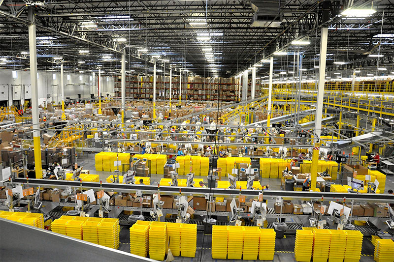 Warehouse Jobs In Okc >> Amazon May Be A Disaster For Oklahoma City The Lost Ogle