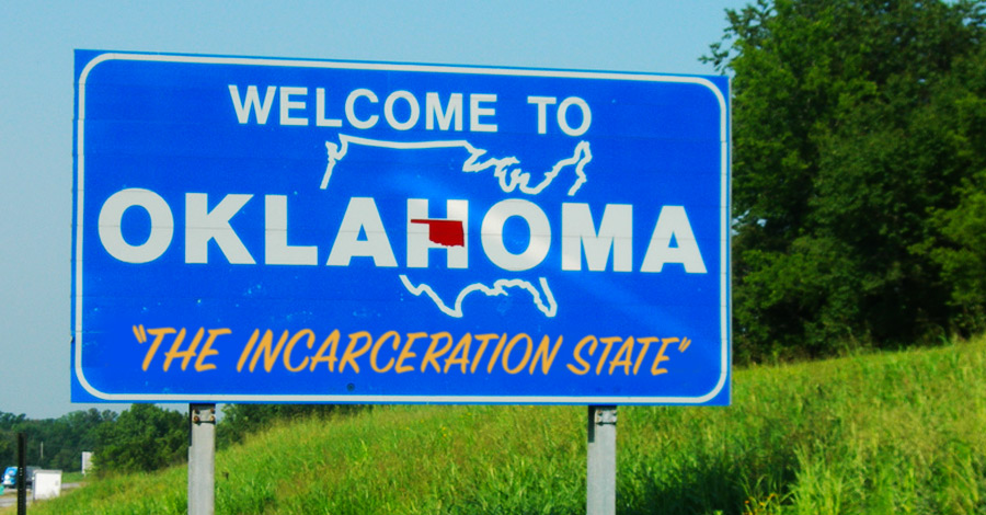 Image result for Why Does Oklahoma Lead the World in Incarceration?