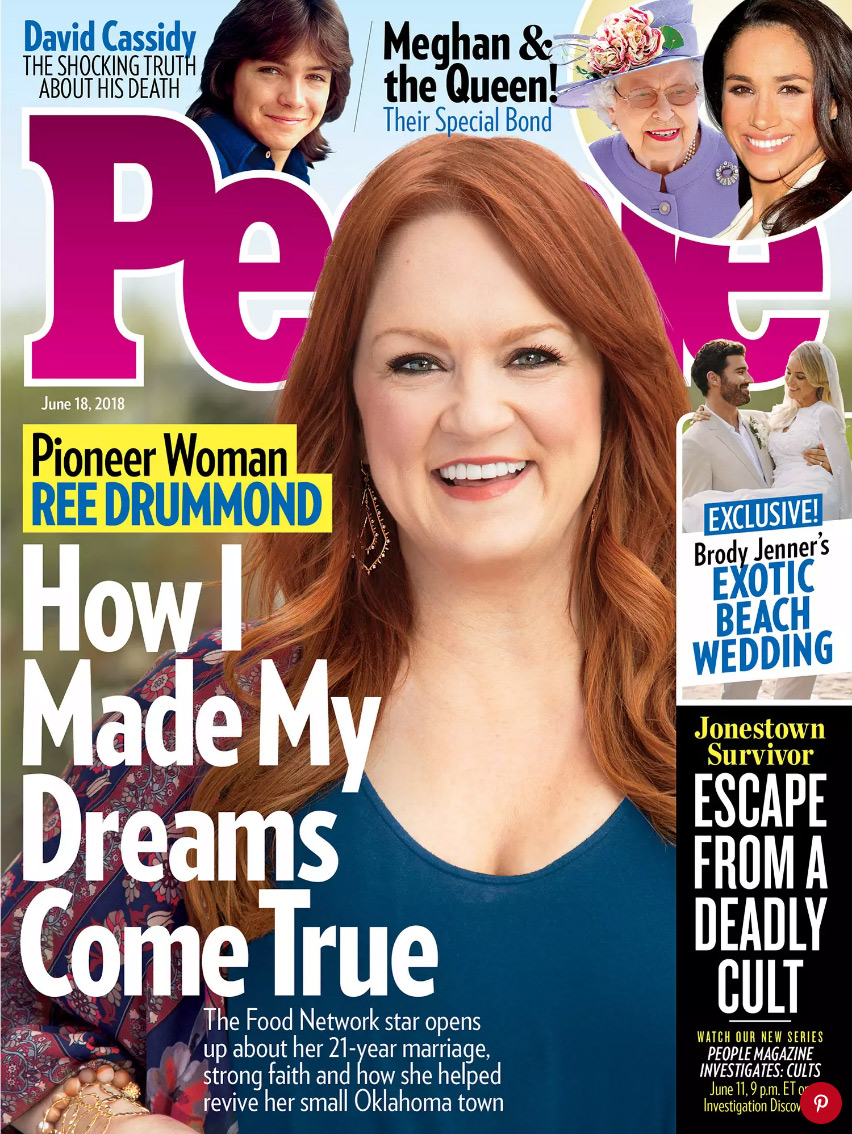 Ree Drummond Is On The Cover Of People Magazine Again