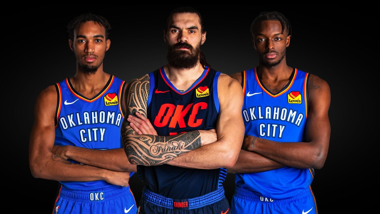 detailed look 1320a 8b14e 7 Better OKC Thunder Jersey Sponsors than Love's   The Lost Ogle